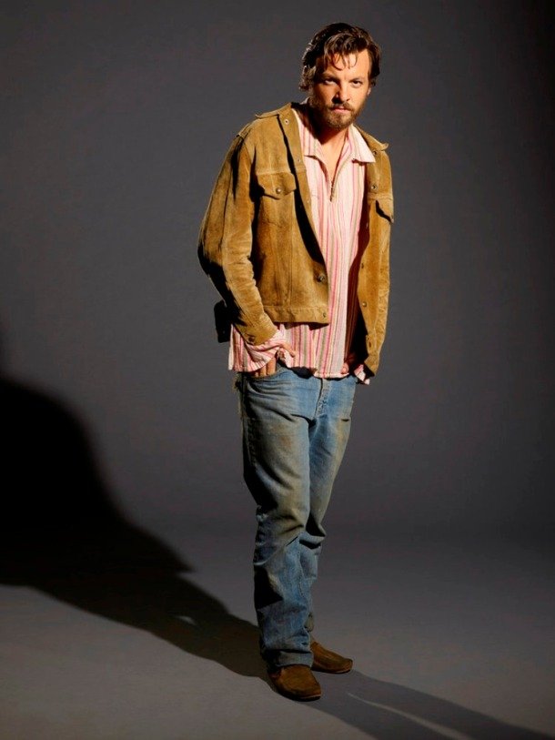 AQUARIUS -- Season: 1 -- Pictured: Gethin Anthony as Charles Manson -- (Photo by: Chris Haston/NBC)