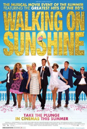 Walking on Sunshine (A PopEntertainment.com MovieReview)