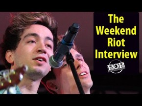 The Weekend Riot – Go Wild Tour