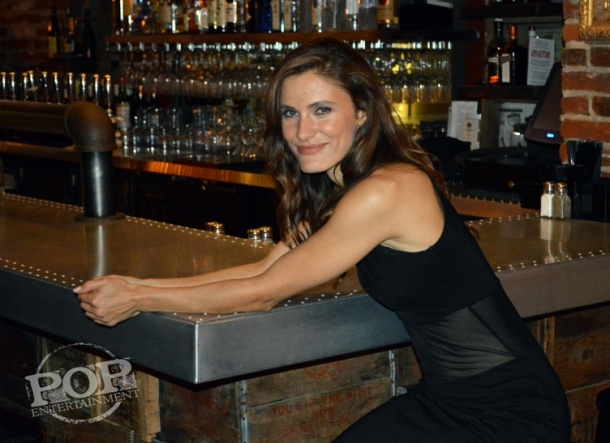 Lili Bordán at the Apparition after party at the Doylestown Inn, Doylestown, PA on June 14, 2015.