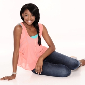 Coco Jones Is a Real Life Hannah Montana