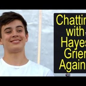 Hayes Grier –DigiFest!