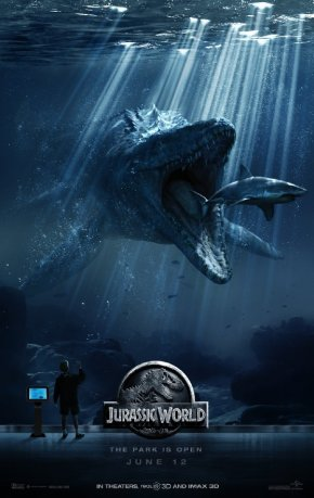 Jurassic World (A PopEntertainment.com MovieReview)