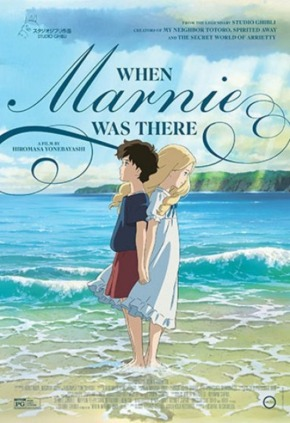 When Marnie Was There (A PopEntertainment.com MovieReview)