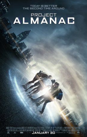 Project Almanac (A PopEntertainment.com MovieReview)