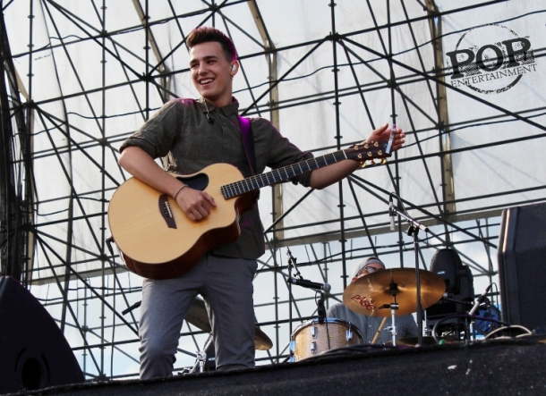 Jacob Whitesides at the Show of the Summer in Hershey, PA.