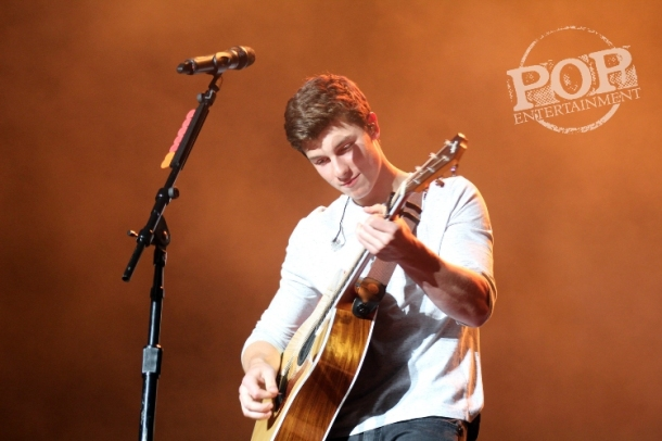 Shawn Mendes at the Show of the Summer in Hershey, PA.