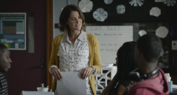 "Cobie Smulders stars in ""Unexpected."""