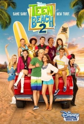 Teen Beach (A PopEntertainment.com Video Review)