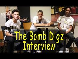 The Bomb Digz on Pop Nation Tour