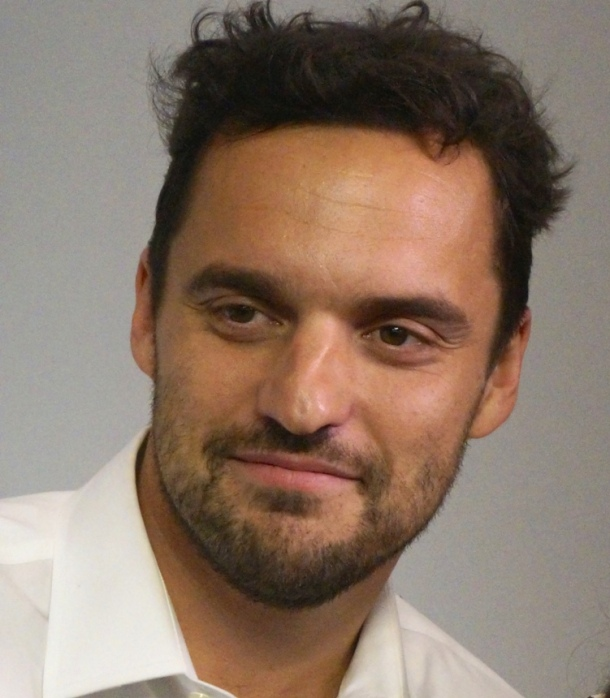 "Jake Johnson at NY press day for ""Digging for Fire."" Photo copyright 2015 Brad Balfour."