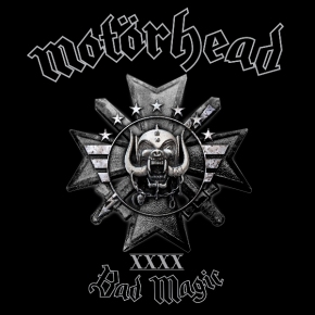 Motörhead – Bad Magic (A PopEntertainment.com Music Review)