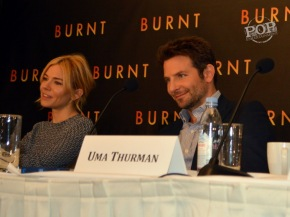Bradley Cooper, Sienna Miller, Daniel Brühl, Uma Thurman, Sam Keeley and Mario Batali – Burnt Offerings