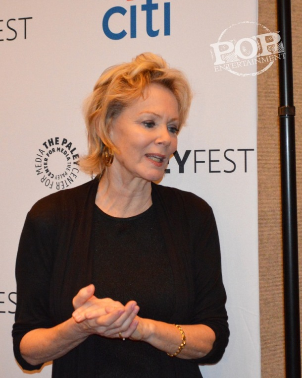 Jean Smart at the PaleyFest NY celebration of