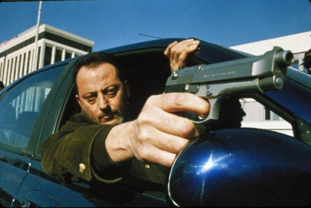 """Jean Reno in """"Ronin."""""""