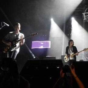 The Neighbourhood, The Bad Suns and HUNNY – Electric Factory – Philadelphia, PA – October 6, 2015 (A PopEntertainment.com Concert Review)