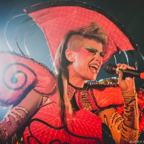 Peaches & Deap Vally – The Trocadero – Philadelphia, PA – October 25, 2015 (A PopEntertainment.com Concert Review)