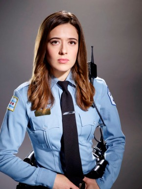 Marina Squerciati – Walking the Beat on Chicago PD