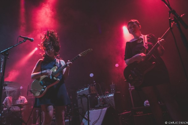Waxahatchee at The Union Transfer in Philadelphia, PA – October 9, 2015 Photos ©2015 Chris Sikich. All rights reserved.