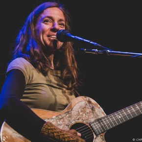 Ani DiFranco & Mike + Ruthy – Scottish Rite Auditorium – Collingswood, NJ – November 11, 2015 (A PopEntertainment.com Concert Photo Gallery)