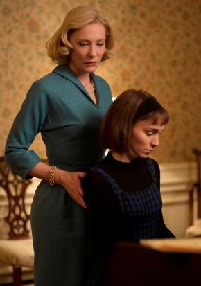Cate Blanchett, Rooney Mara, Kyle Chandler, Sarah Paulson, Jake Lacy, Phyllis Nagy & Todd Haynes Look Back at the Lost World of 60 Years Ago withCarol