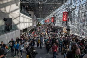 Cosplay Comes Out to Play at Comic-con New York2015