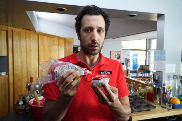 Desmin Borges stars in YOU'RE THE WORST.