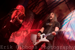 Exodus – The Fillmore – Philadelphia, Pennsylvania – November 25, 2015 (A PopEntertainment.com Concert Photo Gallery)