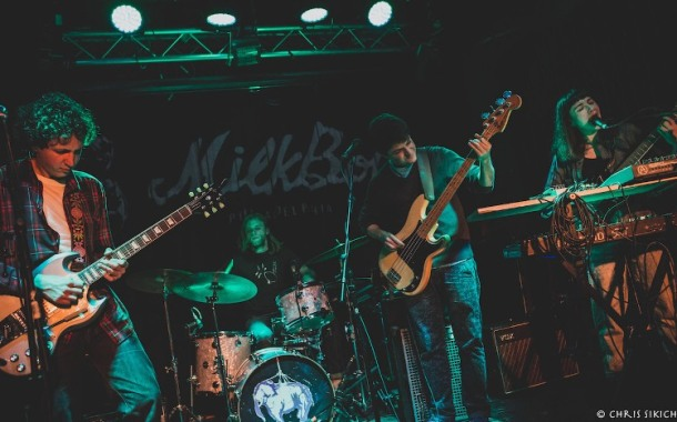 Marrow & Cactus Karma - MilkBoy - Philadelphia, PA - November 9, 2015 - Photo ©2015 Chris Sikich. All rights reserved.