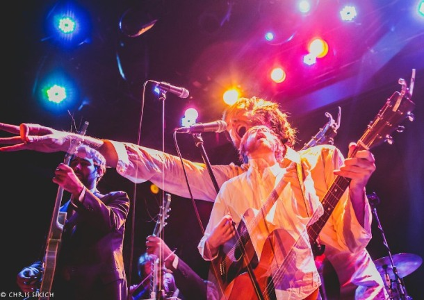 Okkervil River – Bowery Ballroom – New York, NY – November 22, 2015 - Photo ©2015 Chris Sikich. All rights reserved.