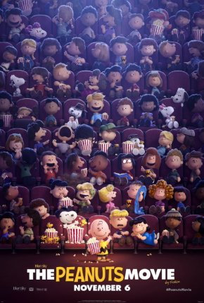 The Peanuts Movie (A PopEntertainment.com MovieReview)