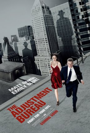 The Adjustment Bureau (A PopEntertainment.com Movie Review)
