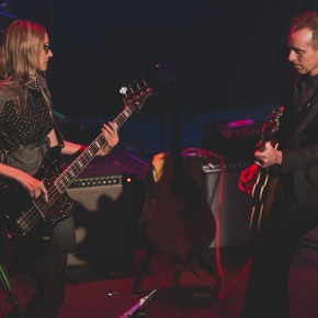 Aimee Mann & Ted Leo with Liz Phair, Jonathan Coulton and John Roderick – Union Transfer – Philadelphia, PA – December 11, 2015 (A PopEntertainment.com Concert Photo Album)