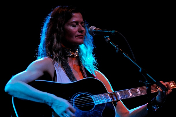 Jill Hennessy - World Café Live - Philadelphia, Pennsylvania - December 2, 2015 Photo by Jim Rinaldi © 2015.