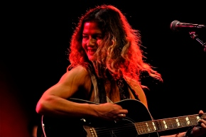 Jill Hennessy – World Café Live – Philadelphia, Pennsylvania – December 2, 2015 (A PopEntertainment.com Concert Photo Gallery)