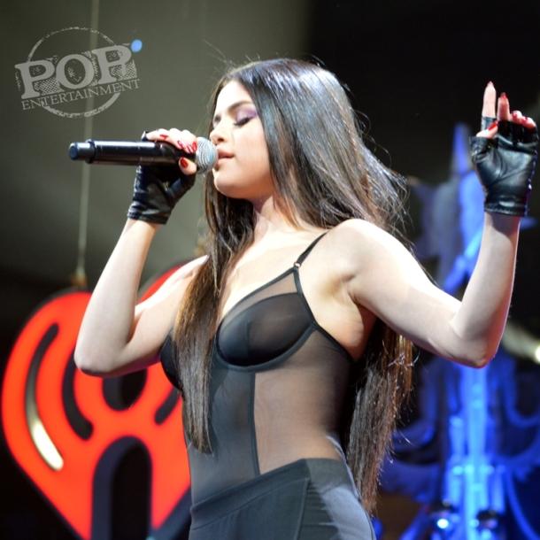 Selena Gomez - Q102 Jingle Ball At Wells Fargo Center - Wells Fargo Center - Philadelphia, PA - December 9, 2015