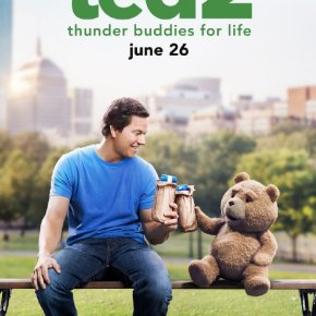 Ted 2 (A PopEntertainment.com MovieReview)