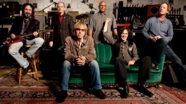 Tom Petty & the Heartbreakers in 1993