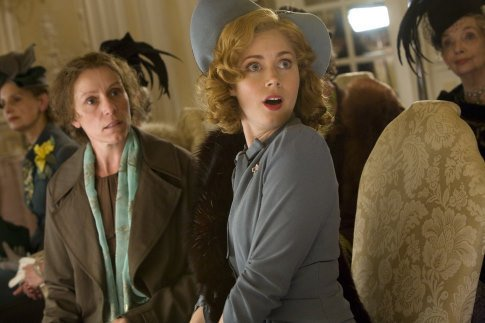 """Frances McDormand and Amy Adams star in """"Miss Pettigrew Lives For a Day."""""""