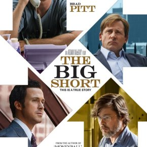 The Big Short (A PopEntertainment.com MovieReview)