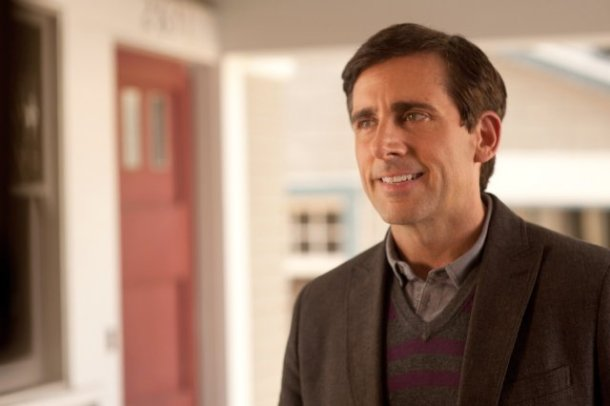 Steve Carell stars in SEEKING A FRIEND AT THE END OF THE WORLD.