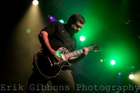Clutch, Crobot, Valkyrie & Kingsnake – Electric Factory – Philadelphia, PA –12/28/2015 (A PopEntertainment.com ConcertReview)