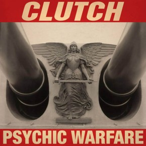 Clutch – Psychic Warfare (A PopEntertainment.com MusicReview)