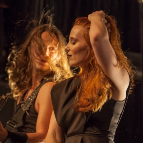 Epica – Irving Plaza – New York, New York – January 21, 2016 (A PopEntertainment.com Concert Photo Album)