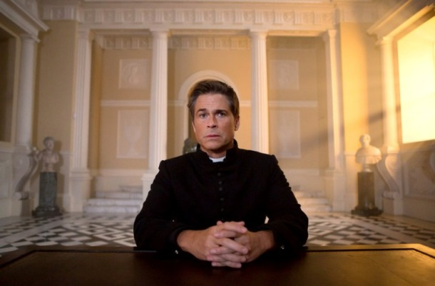 Rob Lowe in You, Me and the Apocalypse
