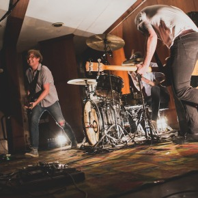 METZ, Bully & So Pitted – First Unitarian Church – Philadelphia, PA – January 12, 2016 (A PopEntertainment.com ConcertReview)