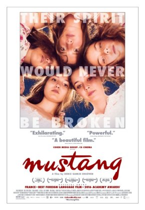 Mustang (A PopEntertainment.com Movie Review)