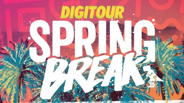 DigiTour Spring Break 2016 Tour