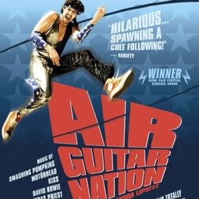 Air Guitar Nation (A PopEntertainment.com MovieReview)