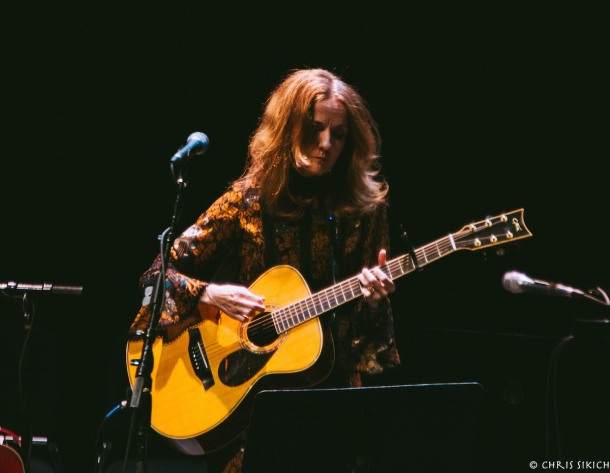 Patty Griffin - Jorgensen Auditorium - UCONN - Storrs, Connecticut - March 5, 2016 - Photo by Chris Sikich © 2016